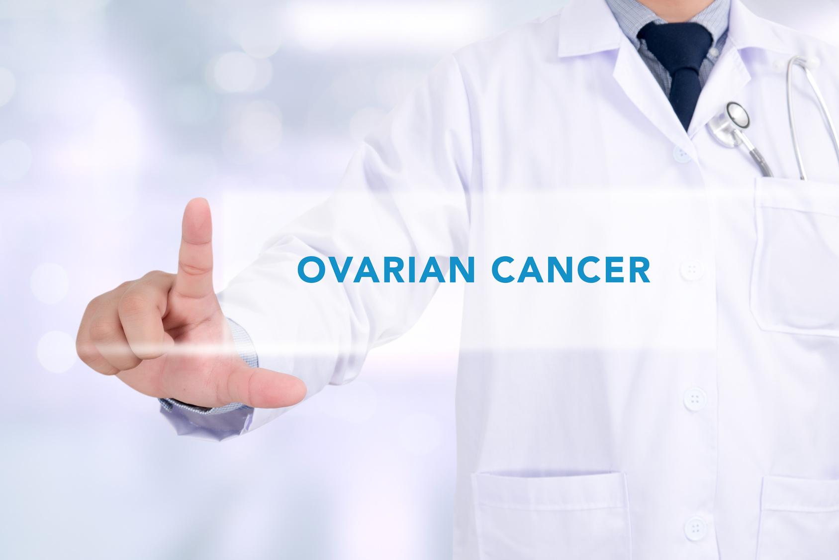 卵巣がんは初期症状が現れにくいため発見が難しい病気の一つです