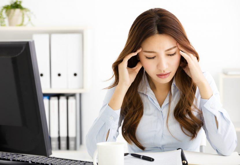 日本の国民病でもある頭痛にはどんな症状があるか