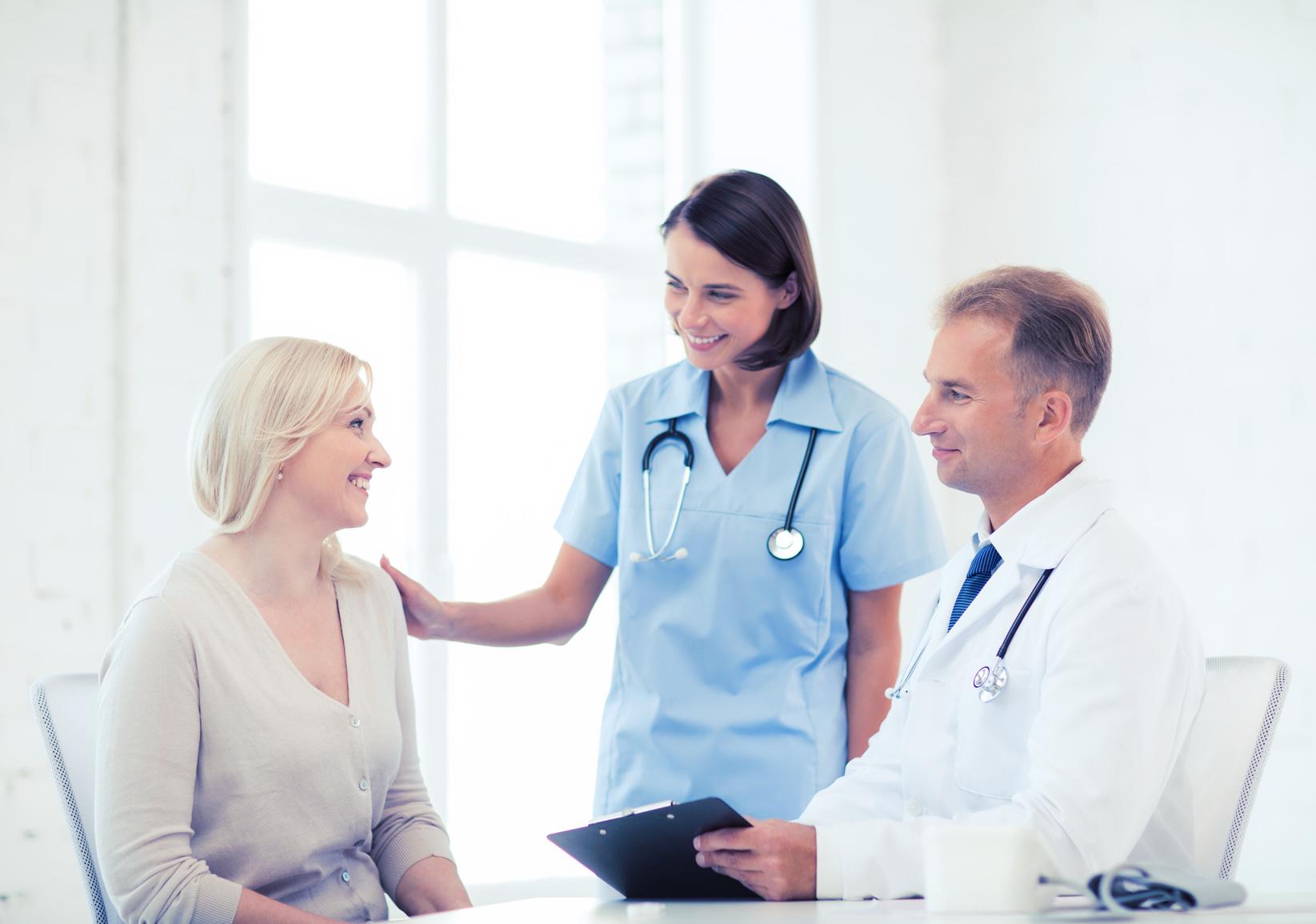 卵巣がんを早期発見するための検査と治療法