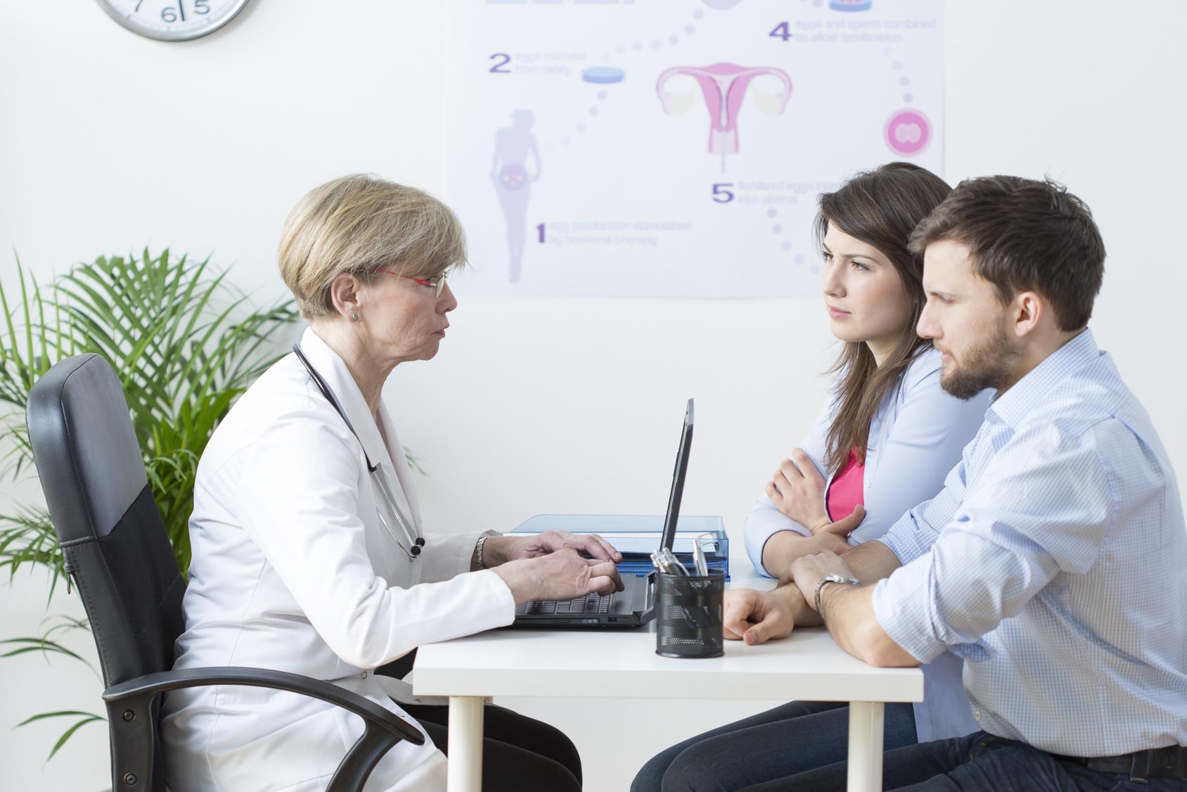 不妊症の男性側、女性側それぞれの原因