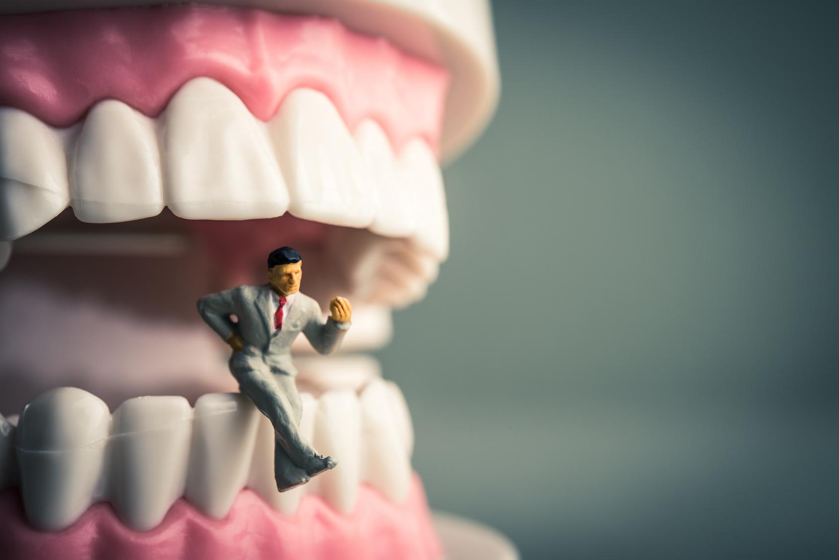 歯周病の治療は、歯磨きと歯周基本治療をコツコツとが大事