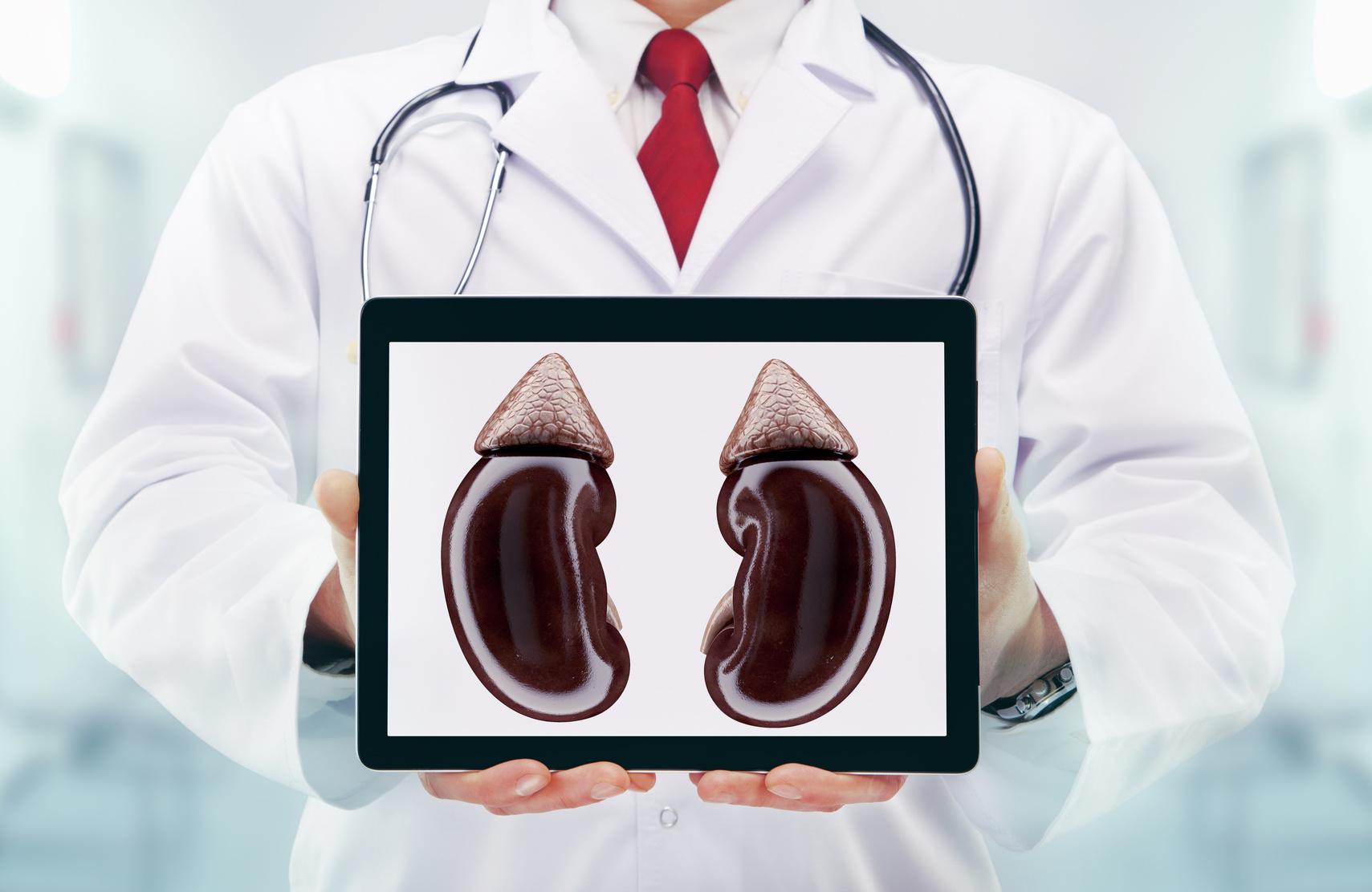 副腎がんの手術数の多い病院・名医では再発率が1/3に!