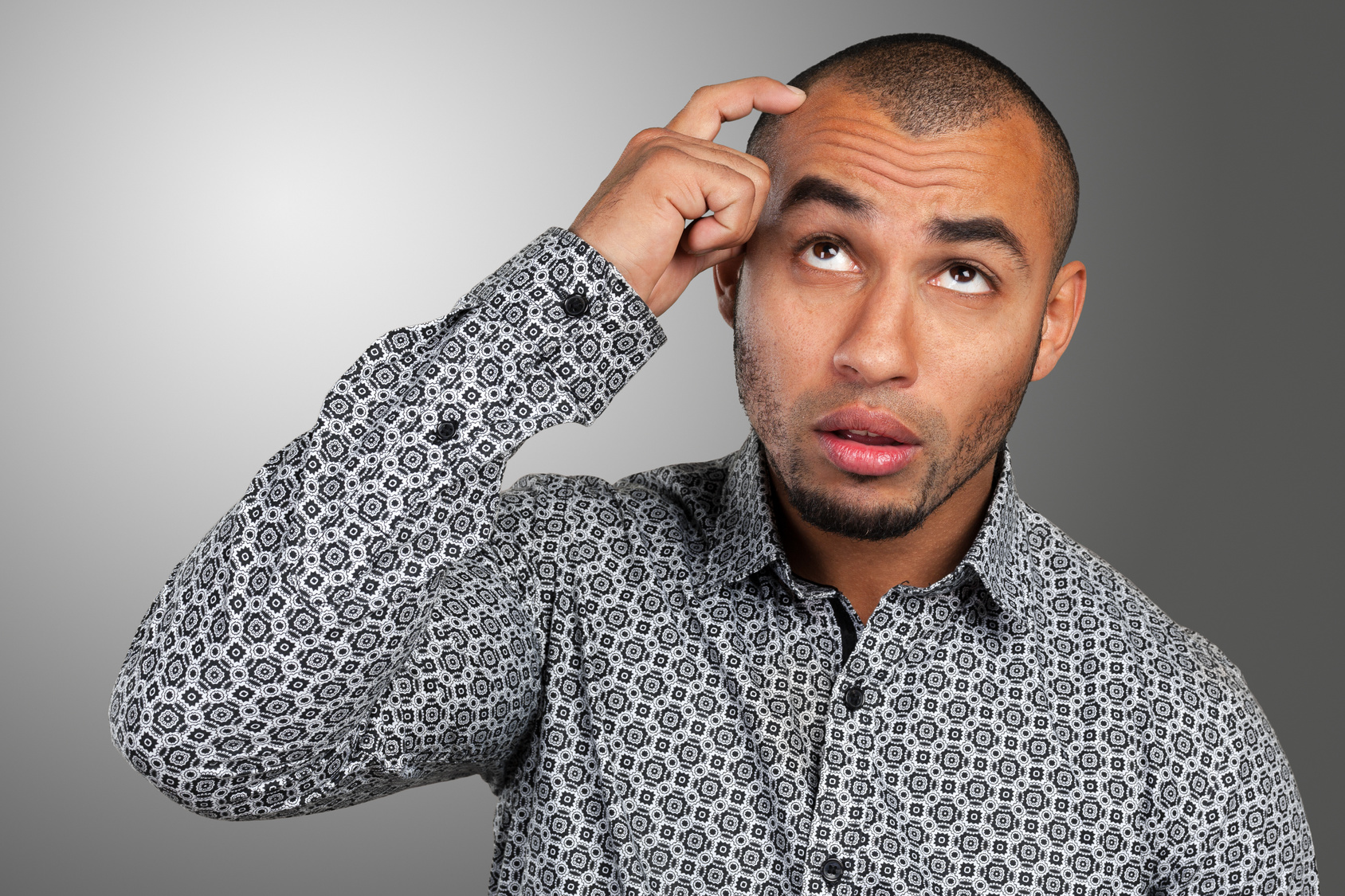 将来男性型脱毛症になるかどうかは母方の祖父がどうかを見ましょう!?