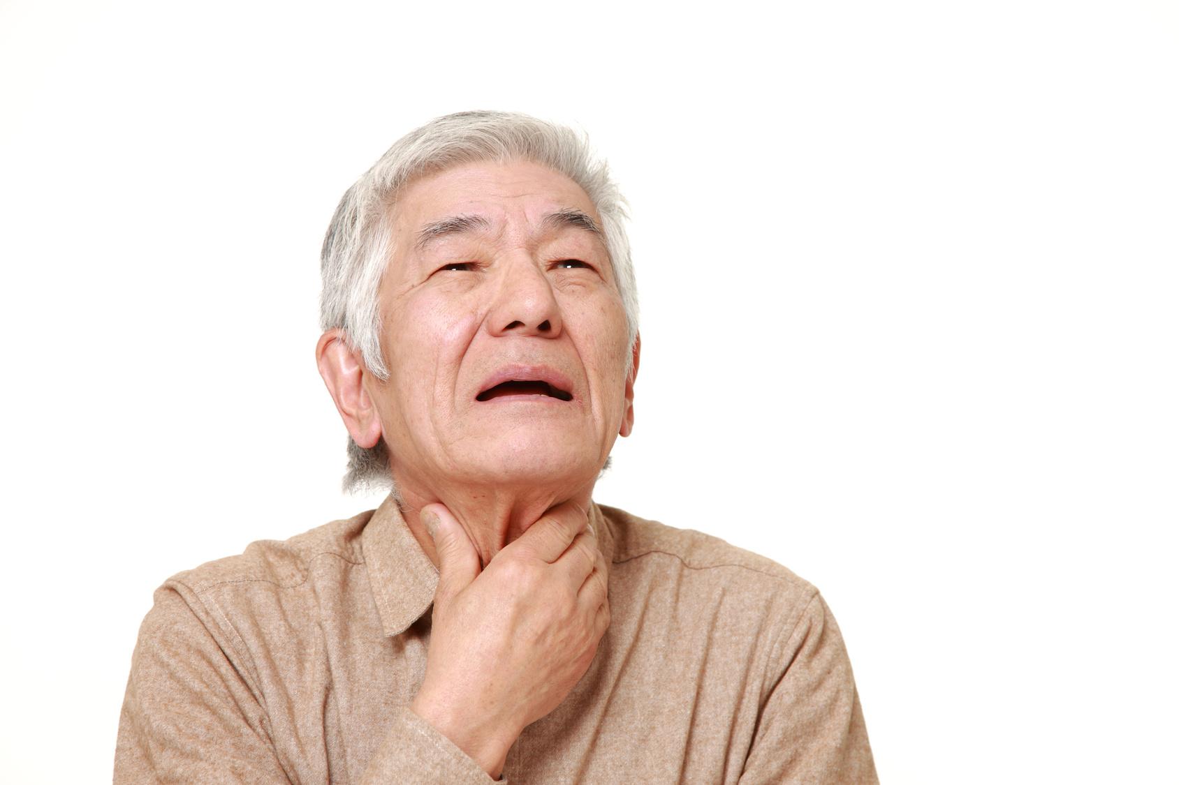 喉頭がん/咽頭がん 耳鼻咽喉科