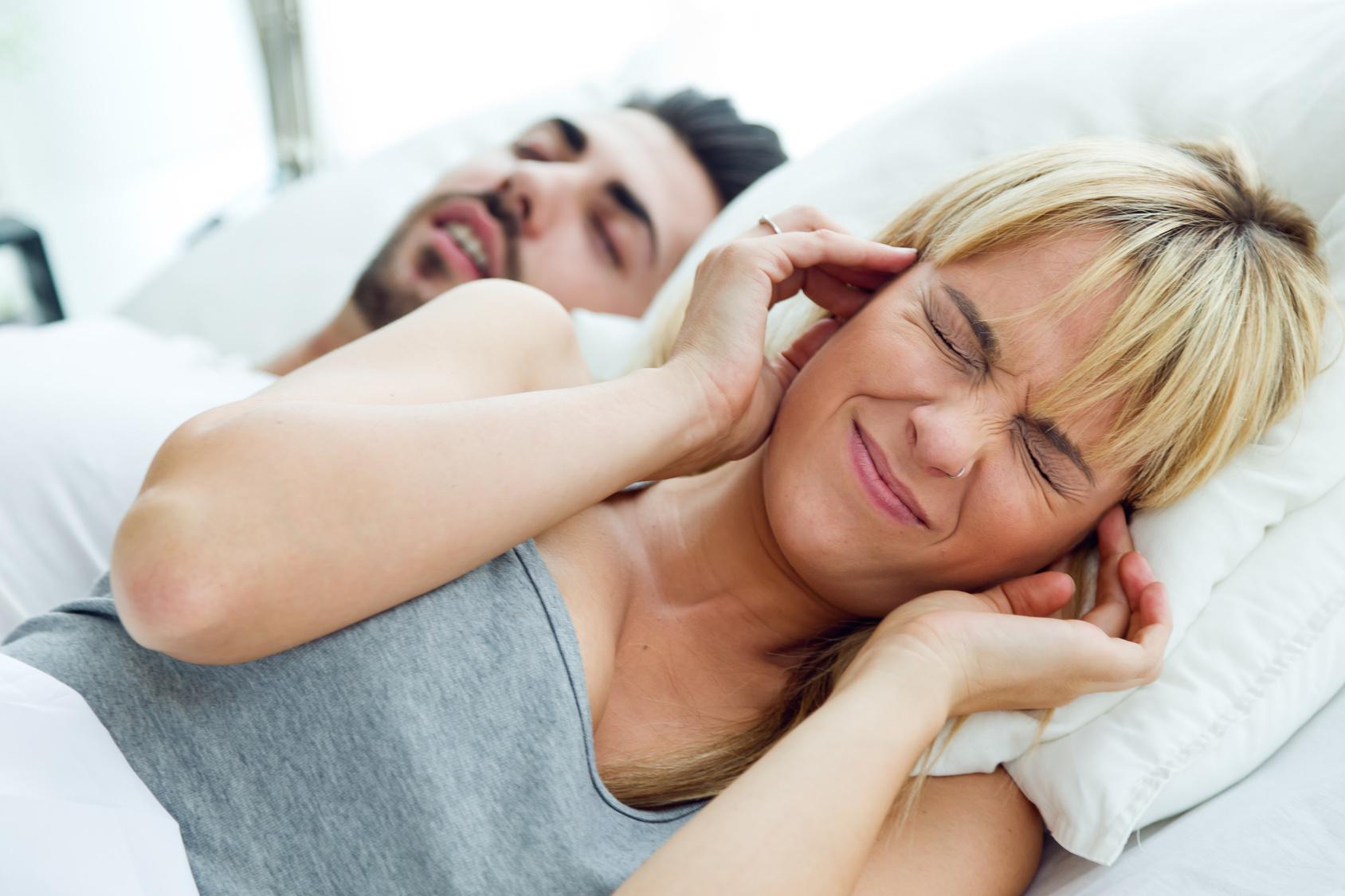 睡眠時無呼吸症候群なんじゃないのって言われたことないですか?