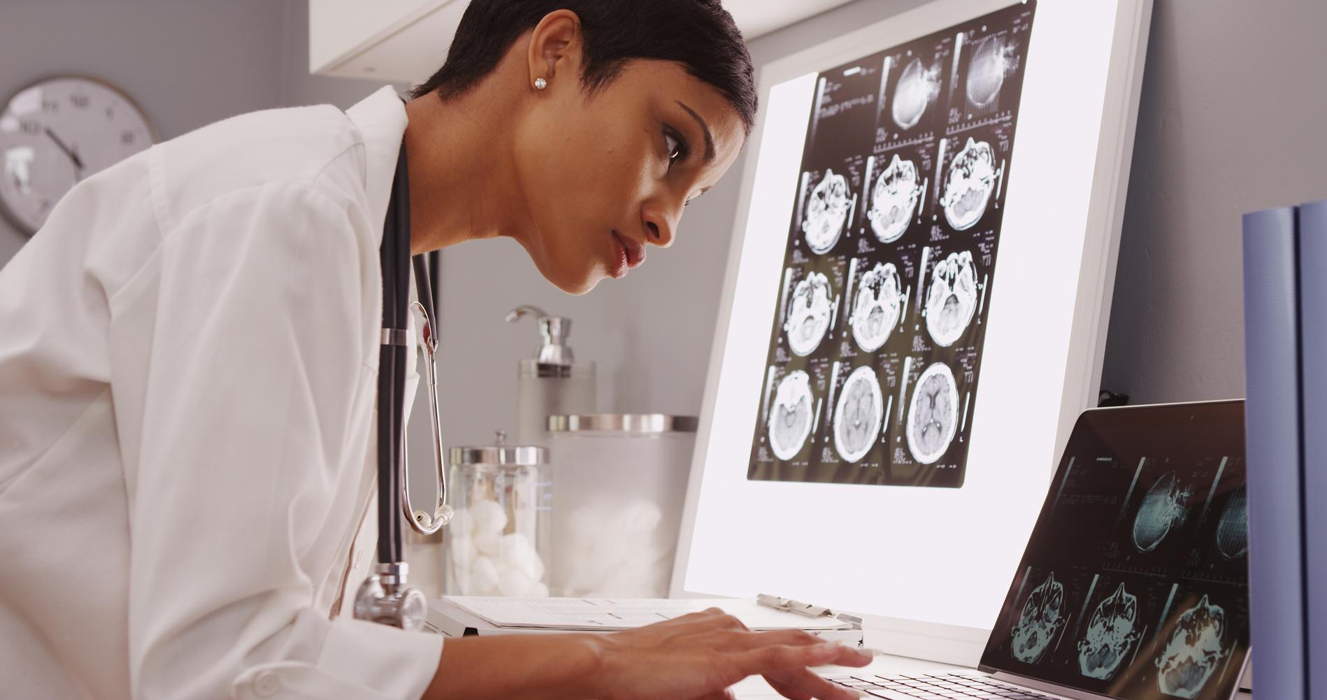 神の手が真価を発揮する良性脳腫瘍!