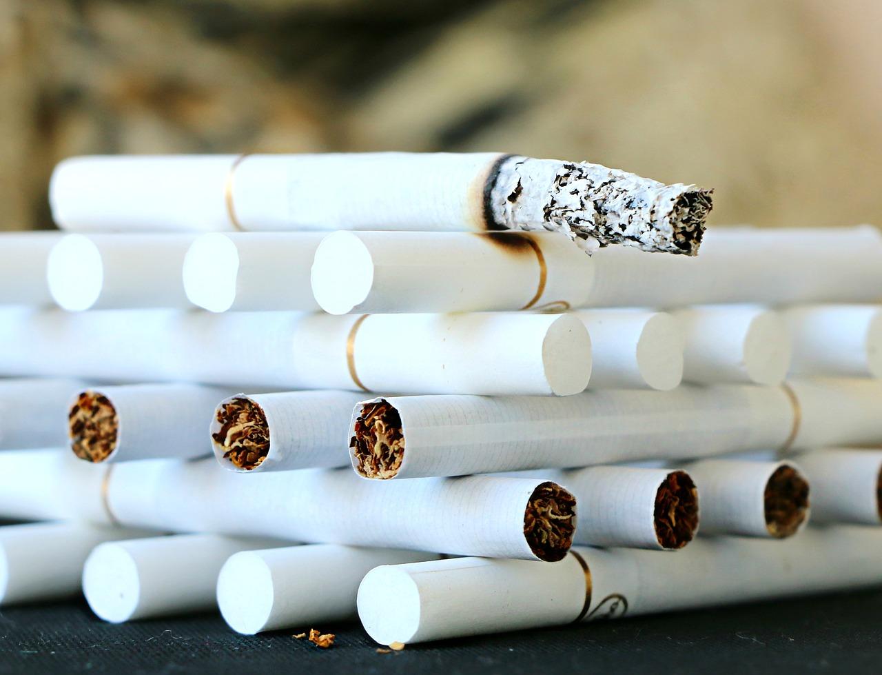 タバコ 肺がん 呼吸器内科
