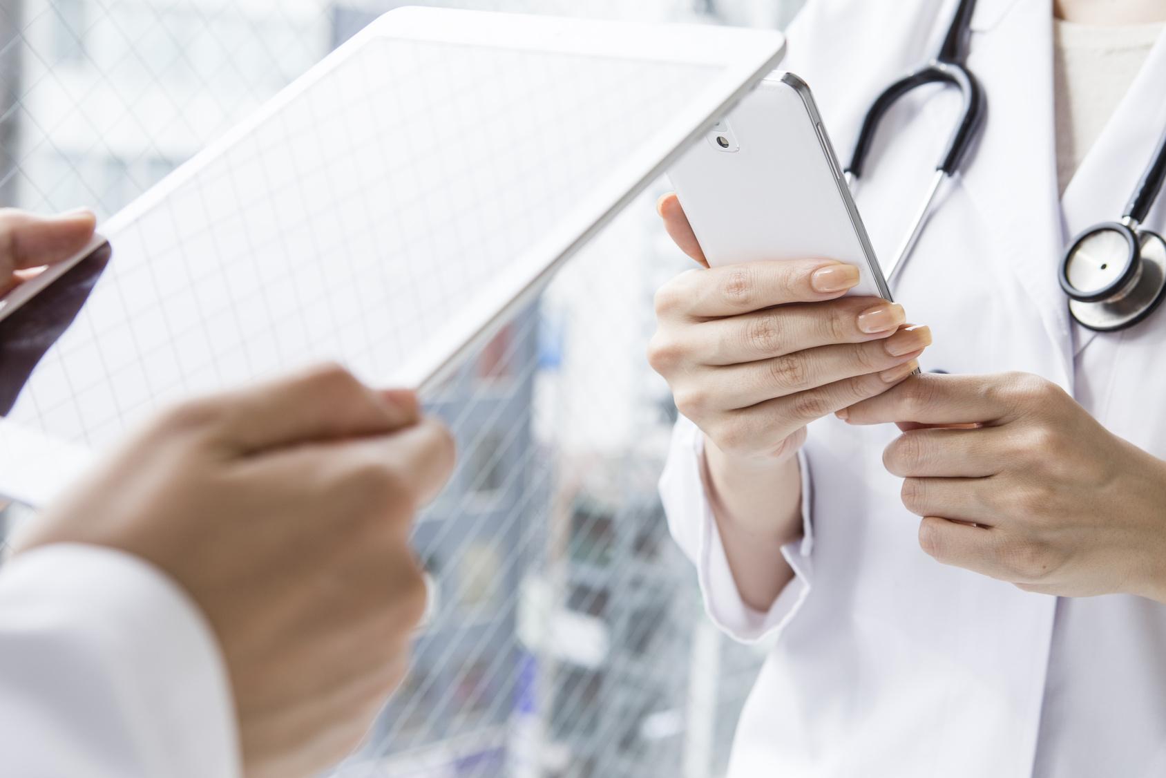 医者にスマホで健康相談ができるーレバノンeTobb(イートブ)