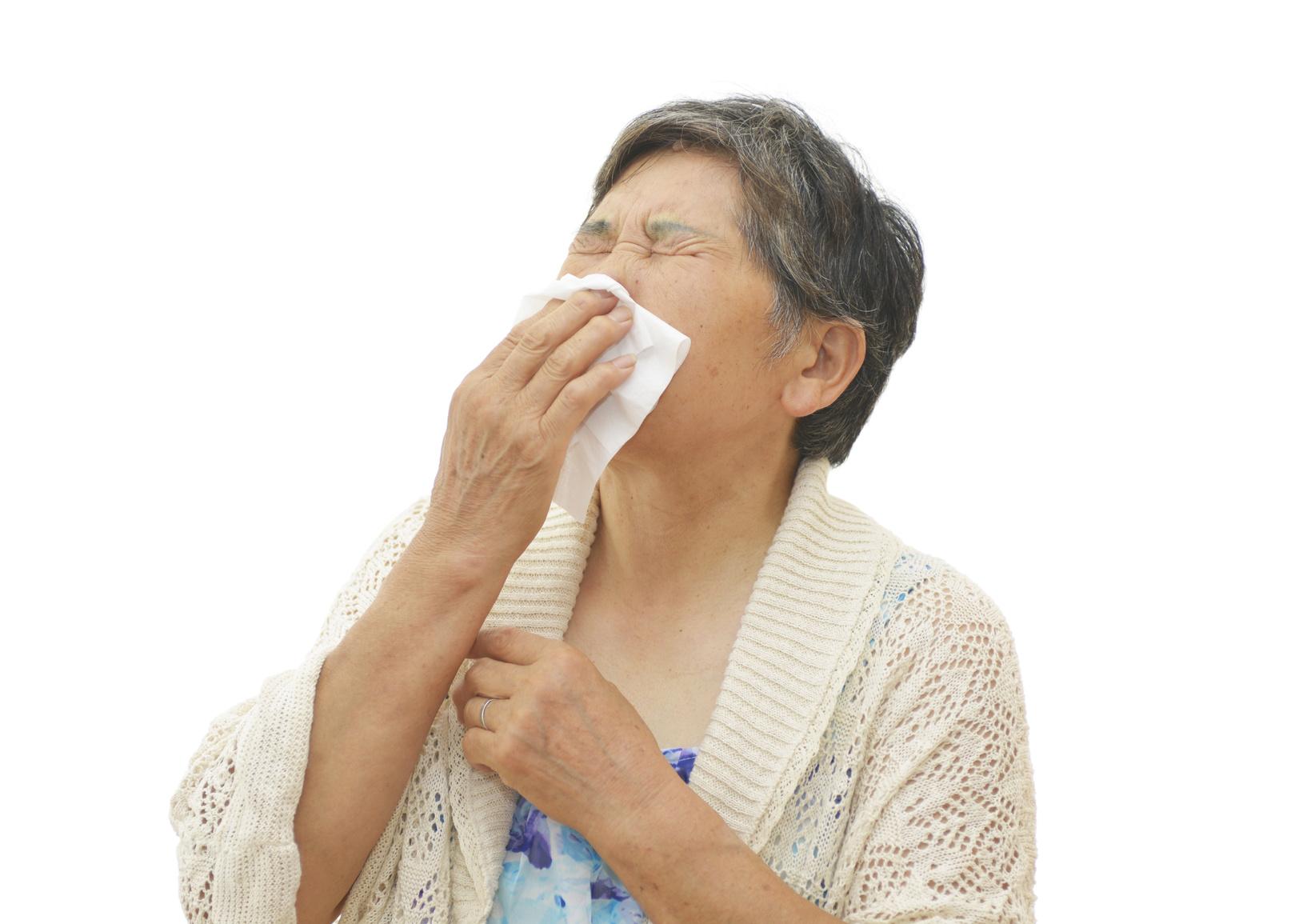 押さえてとまらない鼻血はない!でも稀に病気が潜んでいることがあるので注意!
