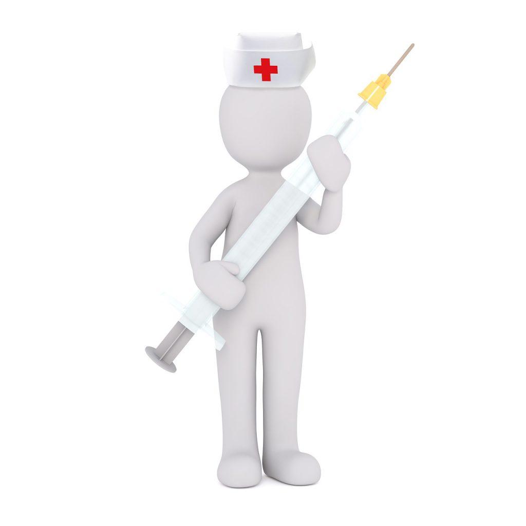 潰瘍性大腸炎 インフルエンザワクチン